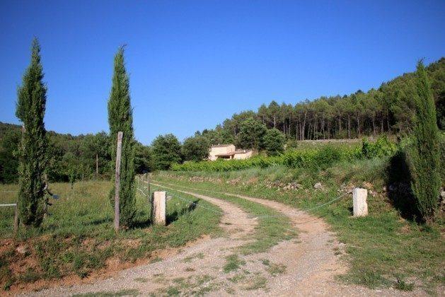 Provence Entrecasteaux Landhaus Le Bas de Pierre Ambert Bild 17