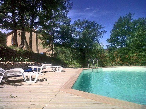 Provence Entrecasteaux Landhaus Le Bas de Pierre Ambert Bild 2