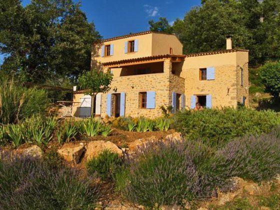 Provence Entrecasteaux Landhaus Le Bas de Pierre Ambert Bild 5