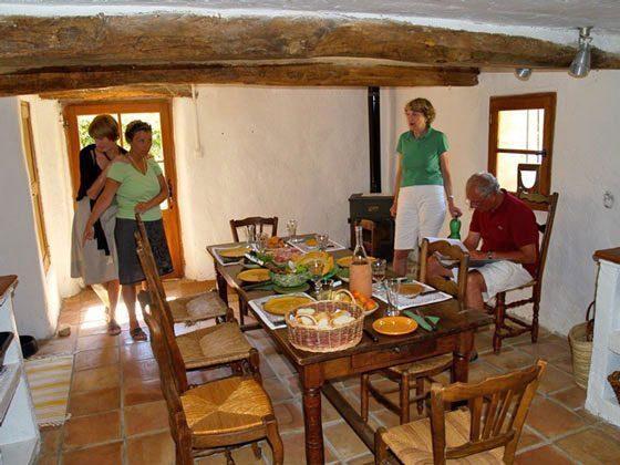 Provence Entrecasteaux Landhaus Le Bas de Pierre Ambert Bild 7