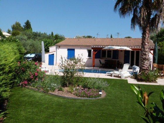Ferienhaus Provence mit nahegelegener Tennisanlage