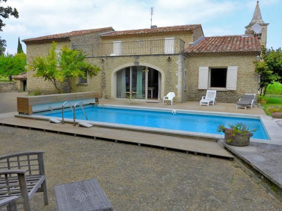 Maubec Ferienhaus Ref.:95515-7 Frankreich