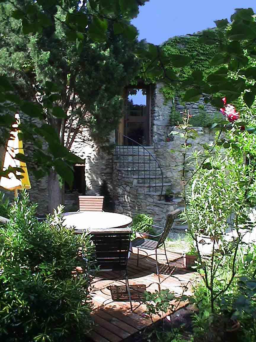 Bild 8 - Ferienhaus Provence Gordes Lioux Appartement Cy... - Objekt 2366-2