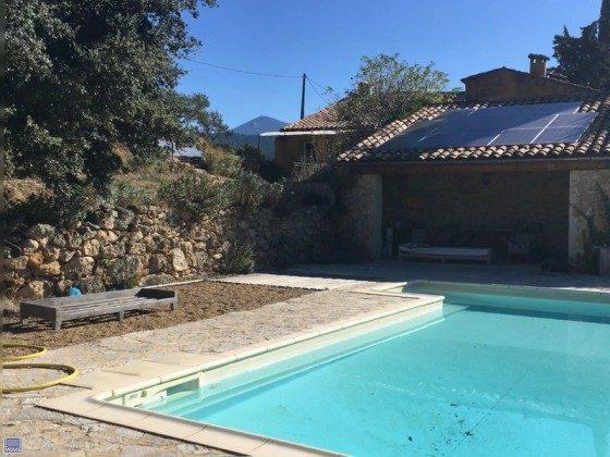 Ferienhaus Provence mit Skilauf-Möglichkeit