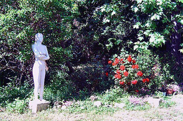 Ferienwohnungen Garten