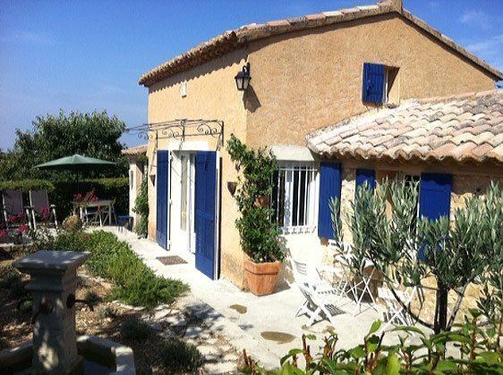 Ferienhaus Provence mit Garten