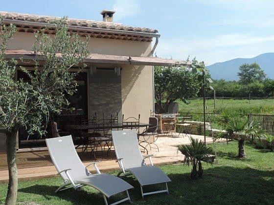 Garten am Fuss Mont Ventoux