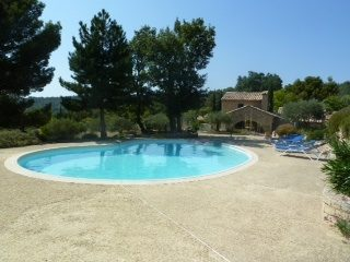 Bild 15 - Provence am Mt.Ventoux Ferienhaus Le Refuge - Objekt 1779-33