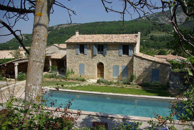 Bild 2 - Provence Malaucene Ferienhaus Au bout du Monde - Objekt 2051-14