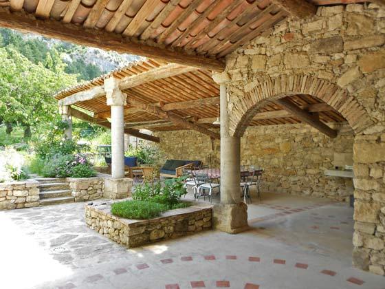 Bild 8 - Provence Malaucene Ferienhaus Au bout du Monde - Objekt 2051-14