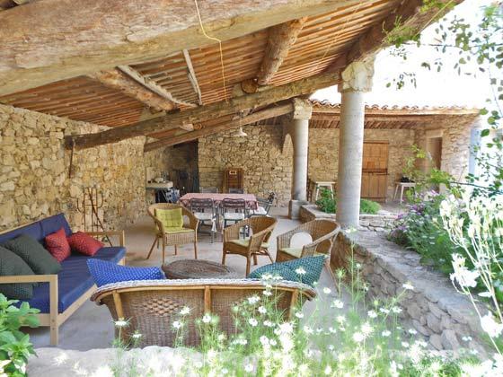 Bild 9 - Provence Malaucene Ferienhaus Au bout du Monde - Objekt 2051-14