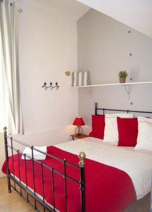 Schlafzimmer 1 Syrah