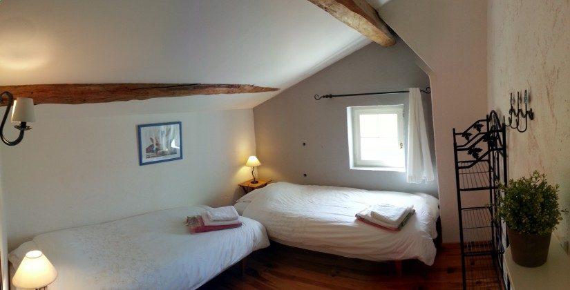 Schlafzimmer 2 Syrah