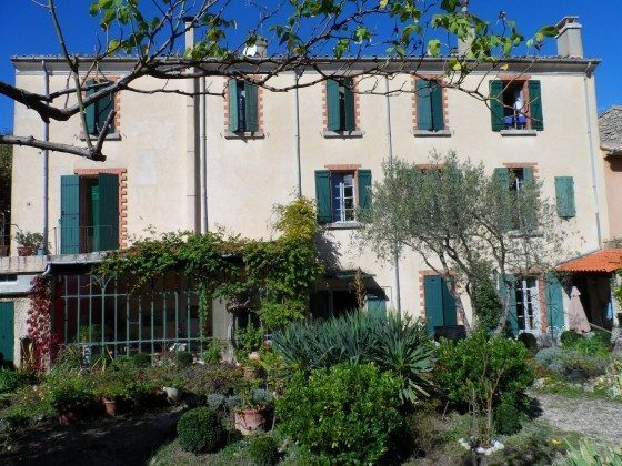 Ferienwohnung Provence mit Garten