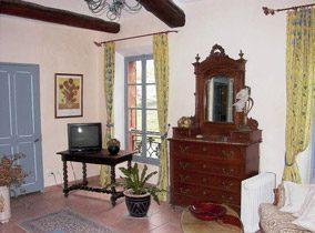 Provence Ferienwohnung im Herrenhaus Les Floralies - Objekt 3146-1