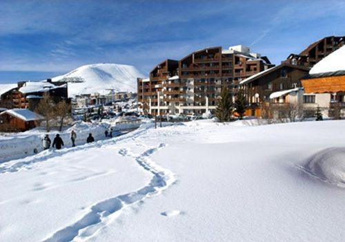Bild 4 - Ferienwohnung L\'Alpe d\'Huez - Ref.: 150178-1232 - Objekt 150178-1232