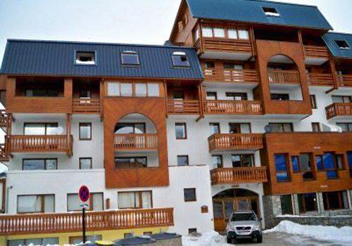 Bild 2 - Ferienwohnung Val Thorens - Ref.: 150178-815 - Objekt 150178-815