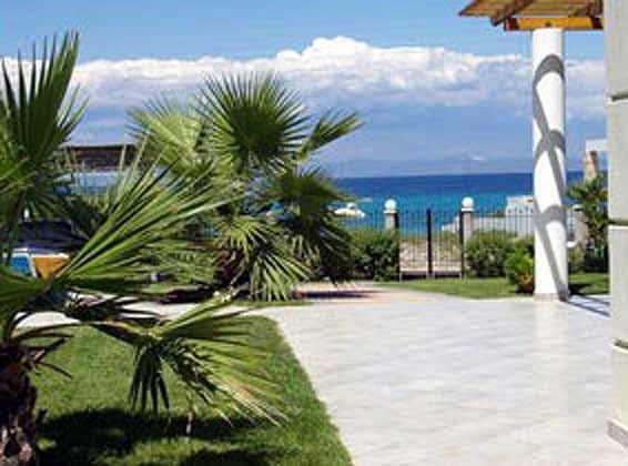 Ferienwohnung Chalkidiki mit nahegelegener Tennisanlage