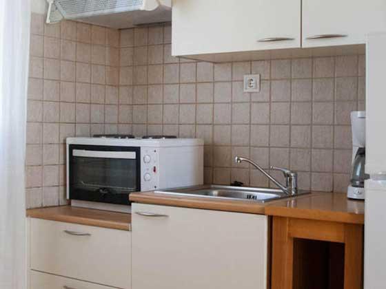 Küchenzeile Wohnbeispiel 1 - Objekt 2865-1