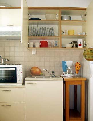 Küchenzeile Wohnbeispiel 2 - Objekt 2865-1