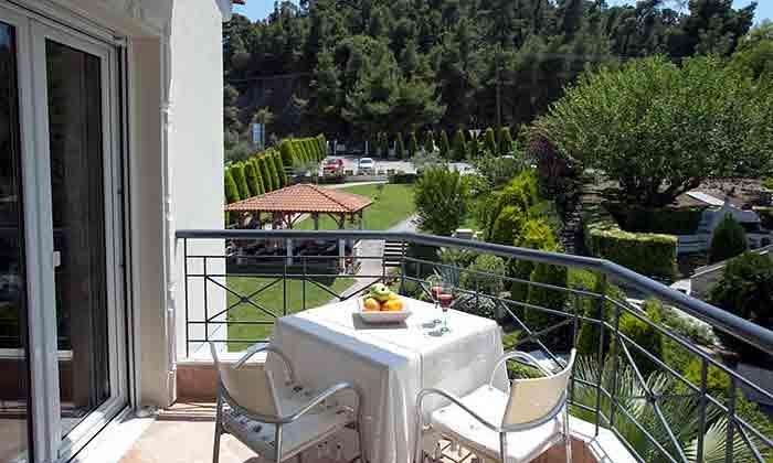 Balkon Wohnbeispiel