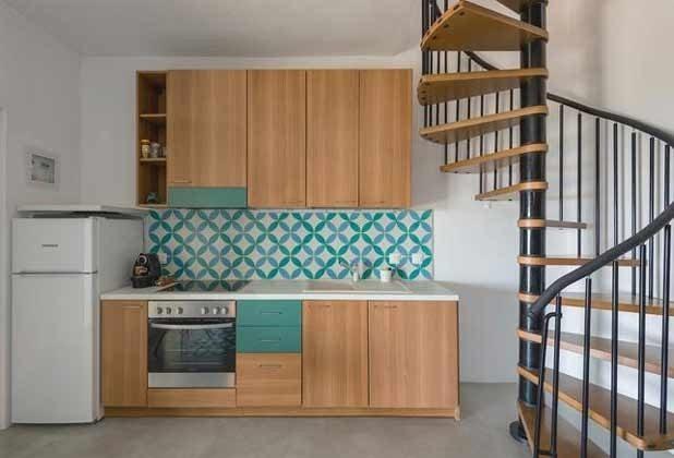 Küchenzeile - Objekt 98602-1