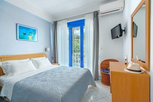 Standartapartment Schlafzimmer Beispiel - Objekt 124123-1