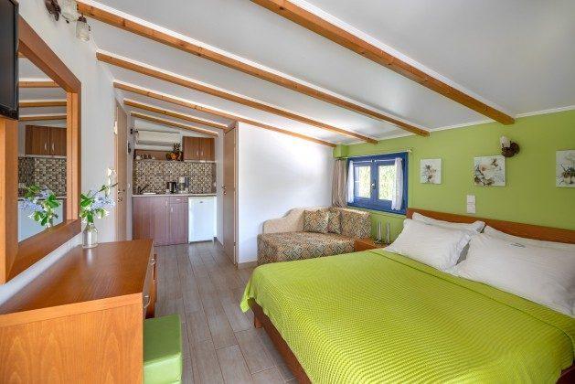 Zweibettzimmer mit Küche - Objekt 124123-1