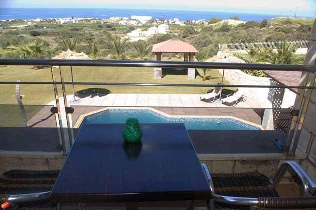 Blick vom Balkon - Bild 1 - Objekt 174945-10