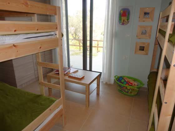 Schlafzimmer 3 Etagenbetten
