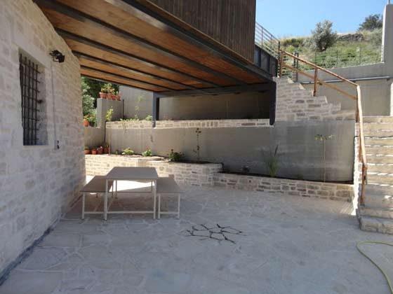 Terrasse Erdgeschoss  - Bild 2 - Objekt  94595-1