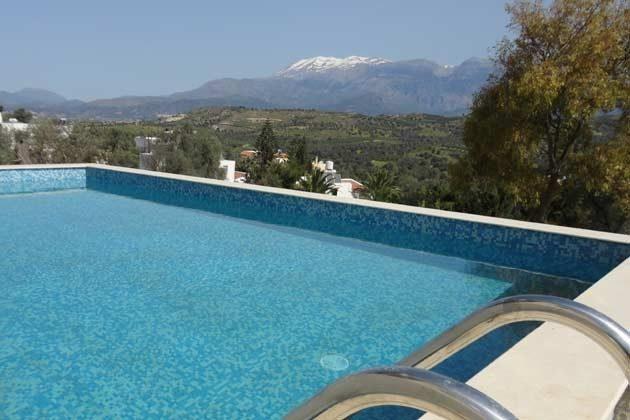 Ferienhaus Kreta mit Garten