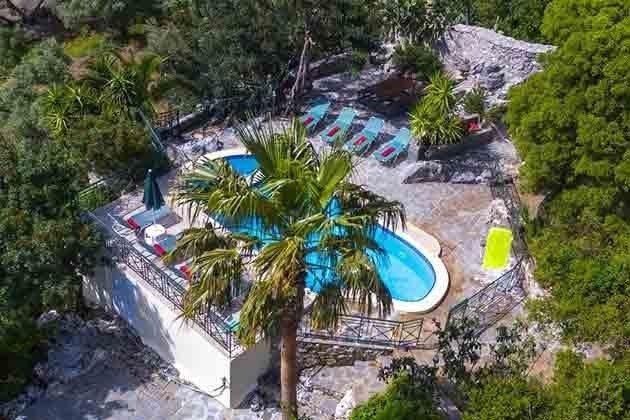 der Poolbereich - Objekt 174945-1