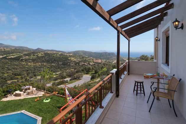 Blick vom Balkon - Bild 1 - Objekt 174945-7
