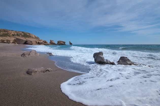 Strand von Triopetra  - Objekt 174945-7