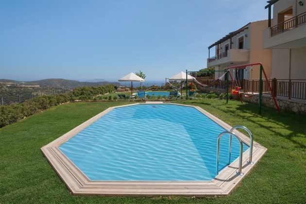 Pool Villa rechts