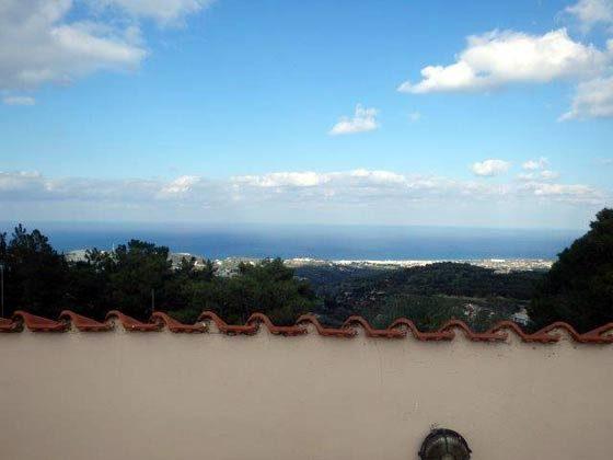 Meerblick von einem der Balkone