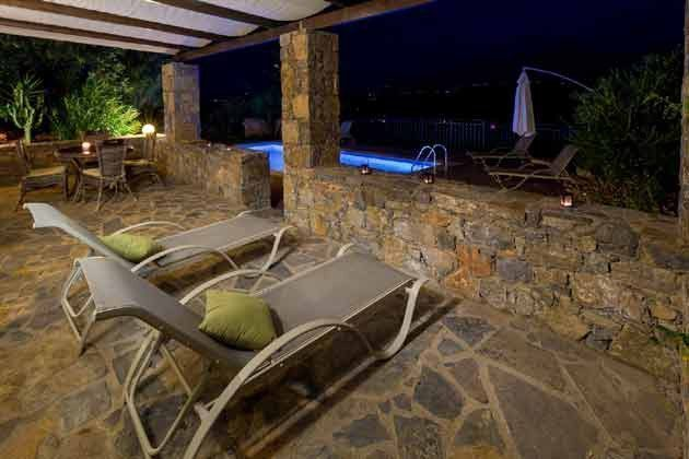 Terrasse und Pool Beispiel - Objekt 196244-1