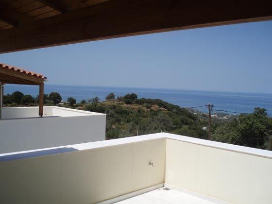 Blick vom Balkon - Beispiel 1  - Objekt 88634-1