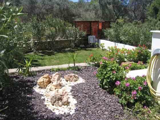 privater Garten mit Grill - Beispiel  - Objekt 88634-1