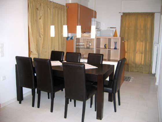 Essplatz in der Küche - Beispiel  - Objekt 88634-1
