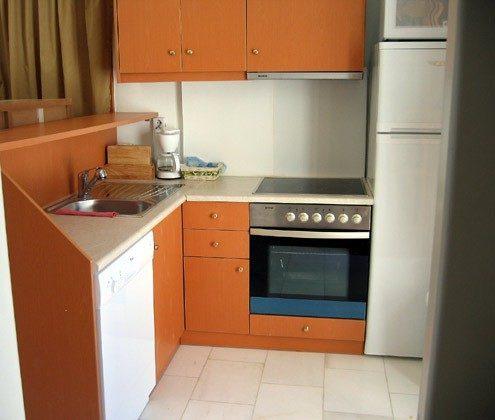 Kücheenzeile - Beispiel 1 - Objekt 88634-1