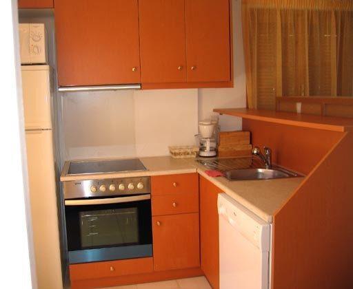 Kücheenzeile - Beispiel 2 - Objekt 88634-1