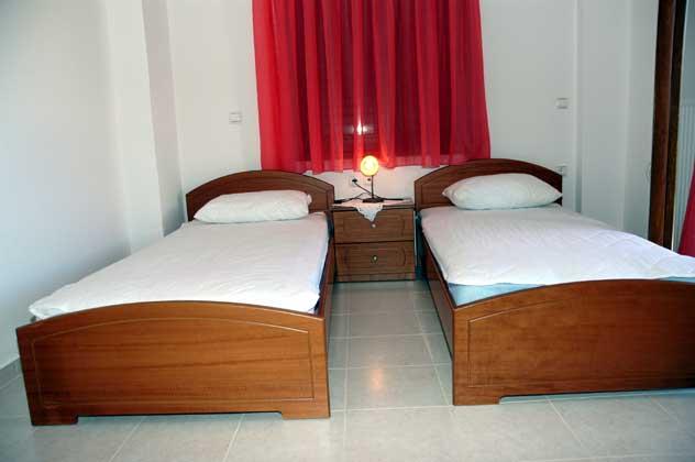 eines der Schlafzimmer - Objekt 88634-2