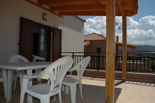 Terrasse 1. Etage - Objekt 88634-2