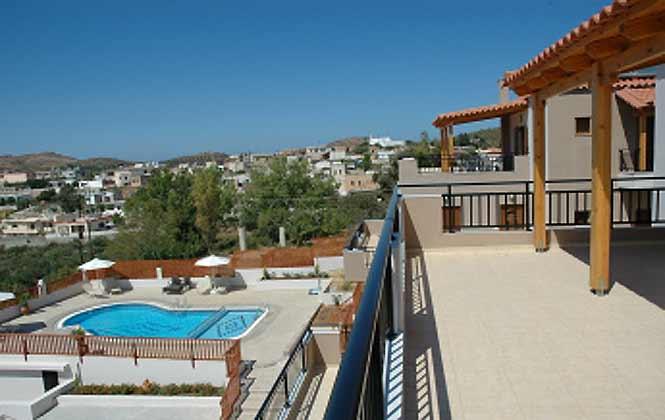 Blick von der Terrasse - Bild 1 - Objekt 88634-3
