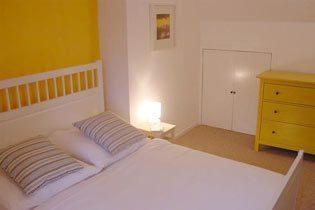 Ferienhaus Schottland - Schlafzimmer oben
