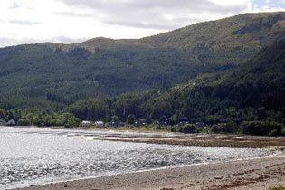 Ferienhaus Schottland - Adentinny Beach