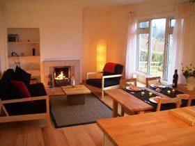 Ferienhaus Schottland - Wohnzimmer