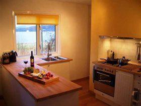 Ferienhaus Schottland - Küche